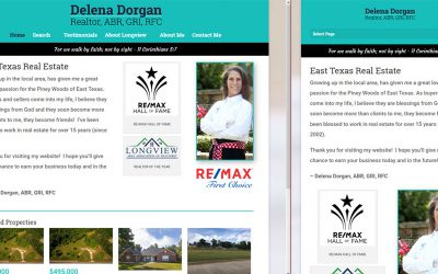 Delena Dorgan, Realtor in Longview, TX
