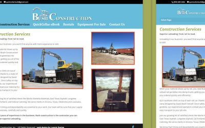 Bush Construction, Inc