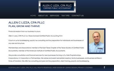 Allen C Lizza, CPA PLLC