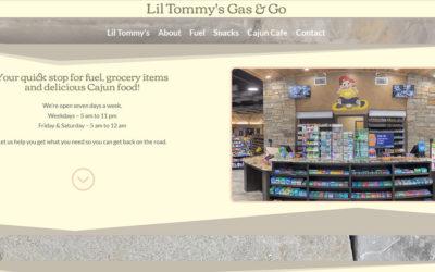 Lil Tommy's Gas & Go – Longview