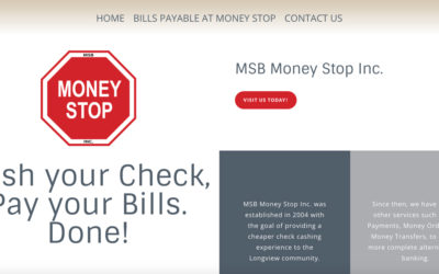 MSB Money Stop Inc. – Longview, TX