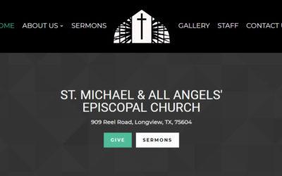 Saint Michael & All Angels' Episcopal Church – Longview, TX