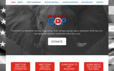 Republican Party of Gregg County – Longview, TX