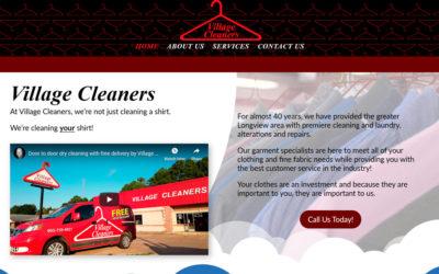 Village Cleaners – Longview, TX