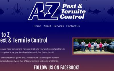 A to Z Pest & Termite Control – Longview, TX