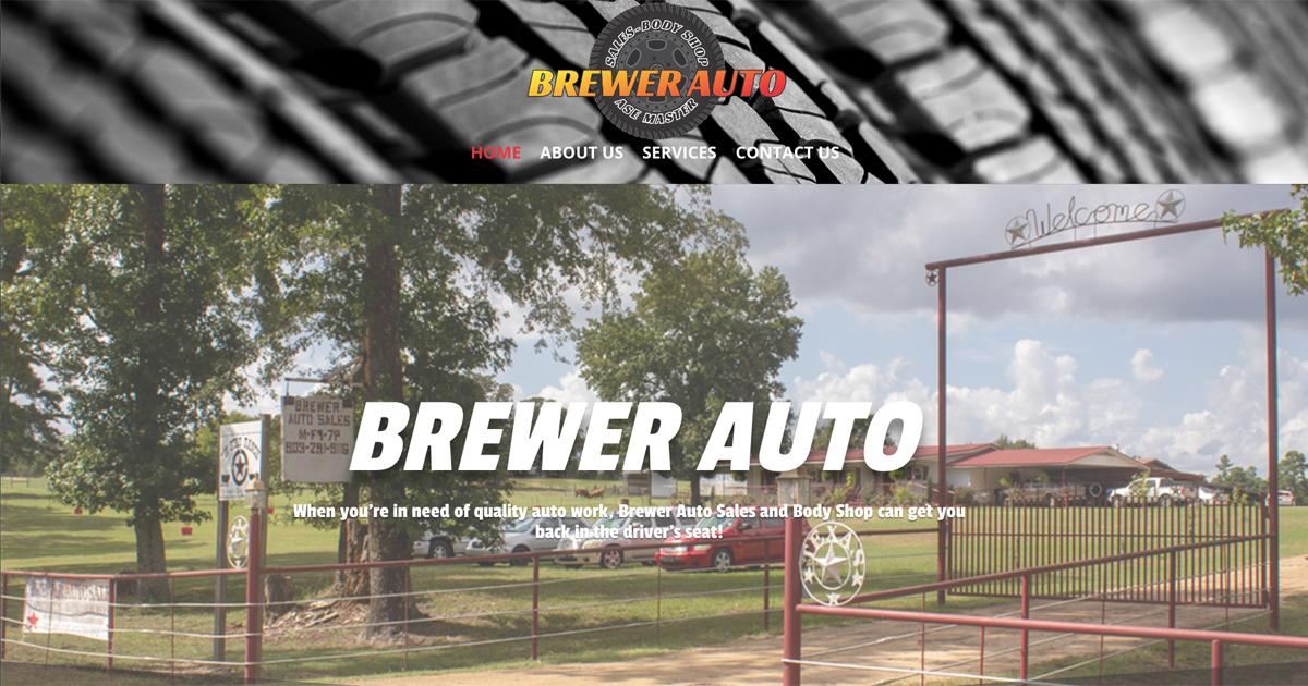 Brewer Auto - Gladewater, TX