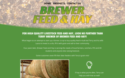 Brewer Feed & Hay – Gladewater, TX
