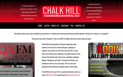 Chalk Hill Communications, LLC – Kilgore, TX