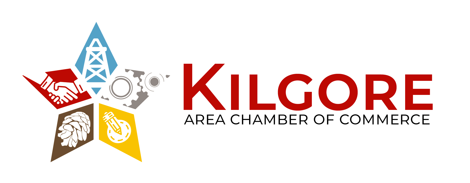 Kilgore Chamber of Commerce - Lennis Design, Longview TX Web Design