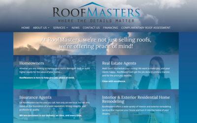 RoofMasters General Contractors, LLC – Hallsville TX